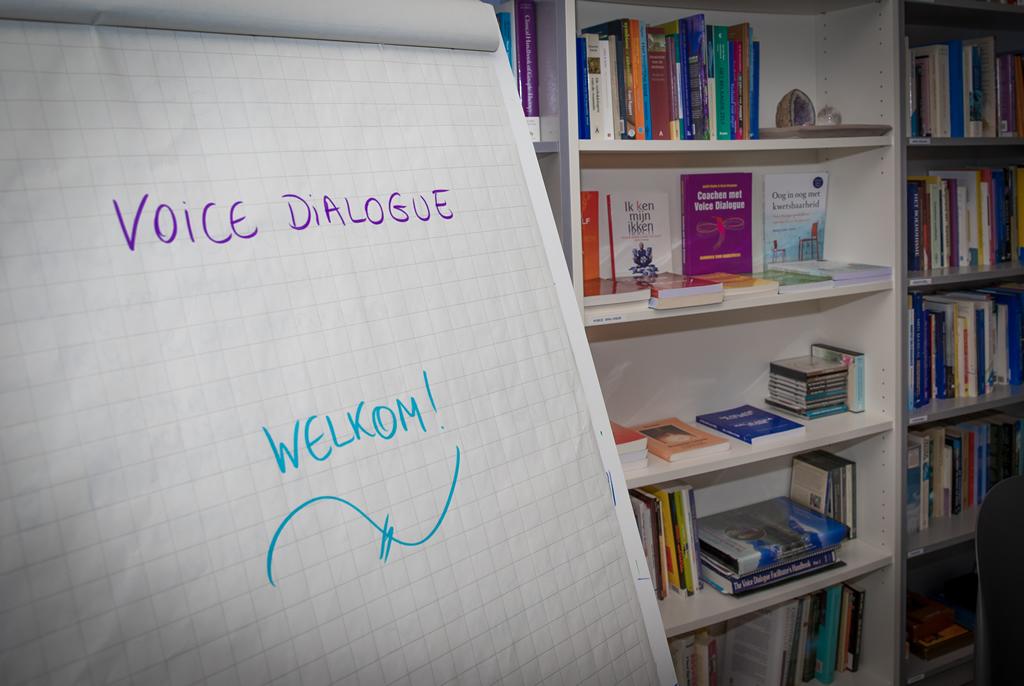 Voice Dialogue Institituut - Masterclass Autonomie en Verbinding
